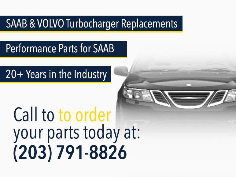 Welcome To SAAB Performance Parts